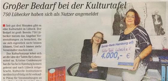 Lübecker Stadtzeitung – 22.08.2017