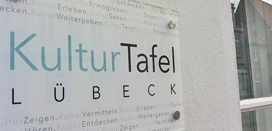 Die KulturTafel Lübeck macht Weihnachtspause
