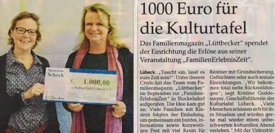 Wochenspiegel – 24.11.2017