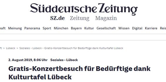 Süddeutsche Zeitung – 02.08.2019