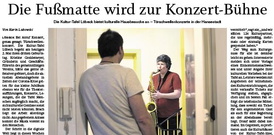 Stormaner Tageblatt – 02.05.2020