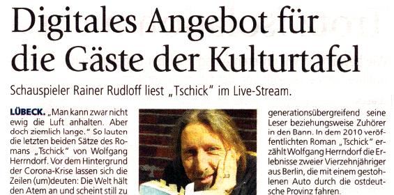 Wochenspiegel – 03.04.2020