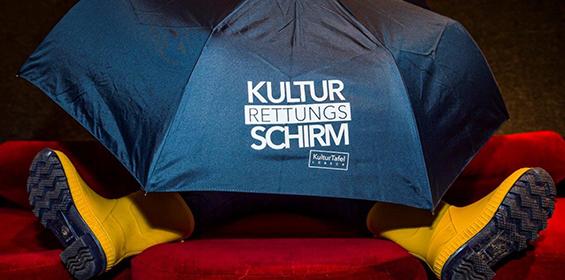 """Unser """"KulturRettungsschirm"""""""